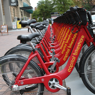 2100 L Street Neighborhood Bikeshare